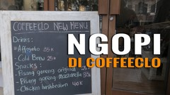 Ngopi & Kreatif di Coffeeclo!