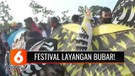 Festival Layang-Layang di Ngawi Dibubarkan karena Tak Miliki Izin dan Abaikan Protokol Kesehatan