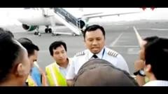 """Parah! Pilot """"Mabuk"""" Citilink Bikin Resah (Kesaksian Penumpang)"""