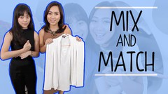 Mix and Match - Sister Challenge