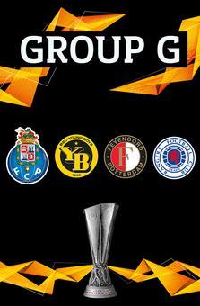 Penyisihan Grup G | Liga Europa 2019/2020