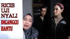 UJI NYALI DI GEDUNG LAMA KOTA TUA. AKU NYERAH with Sara Wijayanto