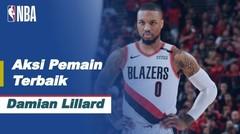 Nightly Notable | Pemain Terbaik 5 Maret 2021 - Damian Lillard | NBA Regular Season 2020/21