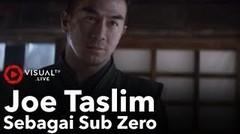 Joe Taslim Berperan Sebagai Sub Zero Di Film Mortal Kombat