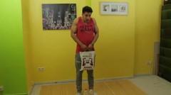 Latihan Punggung, Biceps, Traps Di Rumah
