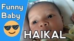 Lucunya adik dan kakak ,Haikal ,Keyla dan Rehan