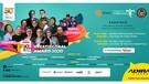 Keseruan Acara Final Kreatif Lokal Award 2020