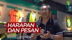 Harapan Pelatih Persebaya Surabaya, Aji Santoso di Piala Menpora dan Pesan Penting kepada Bonek