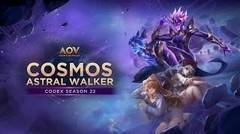 AOV Codex Season 22 Rewards - Garena AOV (Arena of Valor)