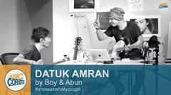 EPS 29 - Datuk Amran by Boy & Abun