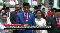 Tidak Ada Target 100 Hari Kerja di Kabinet Indonesia Maju - AAS News TV