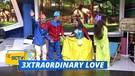 Kiky Saputri Jadi Putri Salju! Kakinya Kok Hilang?? | 3xtraOrdinary Love