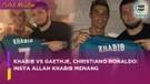 Khabib VS Gaethje, Christiano Ronaldo- Insya Allah Khabib Menang