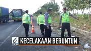 Kecelakaan Beruntun Tol Cipali, 12 Tewas 40 Terluka