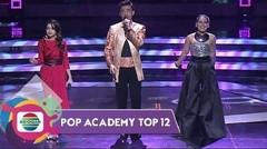 Seneng Sihh.. Tapi Weni Da-Rara Lida Tanya Reza Da Mau Dibawa Kemana  POP ACADEMY 2020