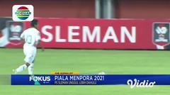 Saling Adu Serangan, Persib Bandung Menang Atas PSS Sleman di Semifinal Piala Menpora 2021