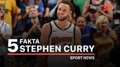 5 Fakta Stephen Curry