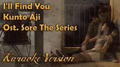 kunto aji - i'll found you - karaoke