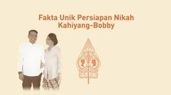 Fakta Unik Persiapan Nikah Putri Presiden Jokowi