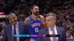 Best of On-Court Player Reactions this Season