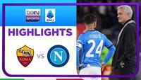 Match Highlights | Roma 0 vs 0 Napoli | Serie A 2021/2022