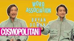 Bryan Domani Bermain Asosiasi Kata