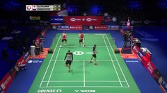 Match Highlight | Ellis/Langridge (ENG) 2 vs 1 Ivanov/Sozonov (RUS) | BWF The DANISA Denmark Open 2020