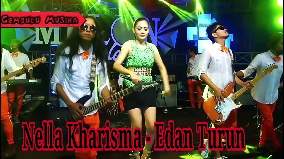 Streaming Nella Kharisma Edan Turun Melon Koplo Official