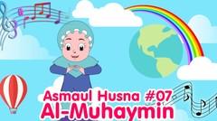 AL-MUHAYMIN - ASMAUL HUSNA 07 | Diva Bernyanyi | Lagu Anak Channel
