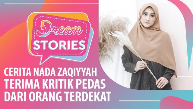 Terima Kritik Pedas, Nada Zaqiyyah: Ternyata Adik Kelas Aku Sendiri