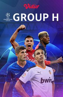 Penyisihan Grup H | Liga Champions 2019/2020