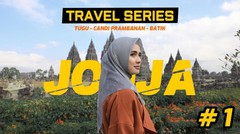 Jogja Cinematic Travel #1 - Candi Prambanan sungguh megah - Ft Analisa Widyaningrum