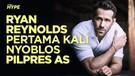 Ryan Reynolds Pertama Kali Nyoblos Pilplres AS
