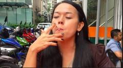 3 Alasan Kenapa Cewek Merokok