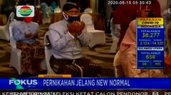 Pernikahan Jelang New Normal