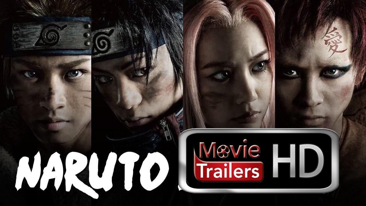 NARUTO SHIPPUDEN - NEW MOVIE 2017 - Full Trailer HD