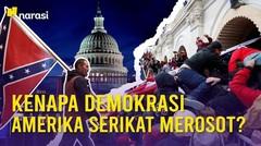 Dikhotbahkan ke Mana-Mana , Kenapa Demokrasi AS Merosot?