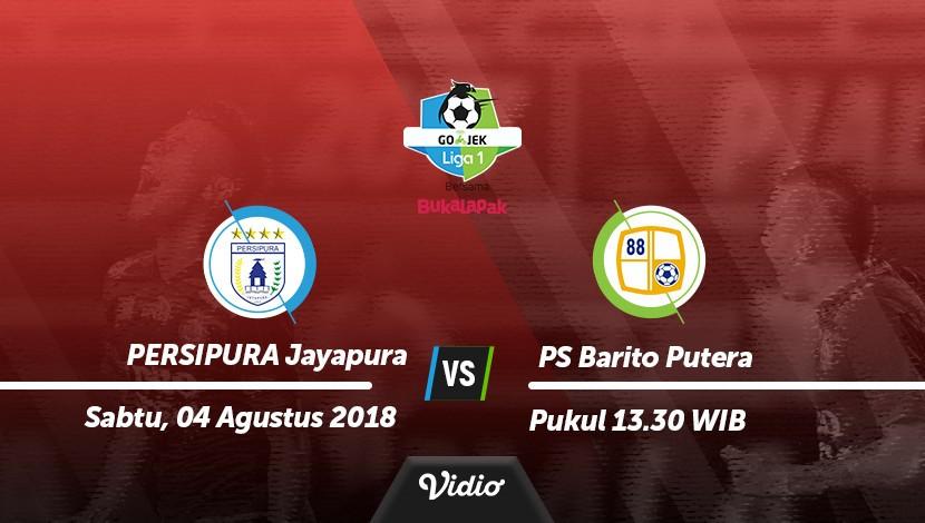 [04 Ags 13:30] Live Streaming Liga 1 - PERSIPURA Jayapura ...