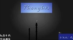 Baca Puisi Sambil Main Game - Thoughts (Indie Game)
