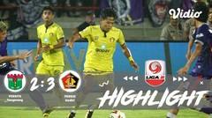 Full Highlight - Final : Persita Tangerang 2 vs 3 Persik Kediri | Liga 2 2019