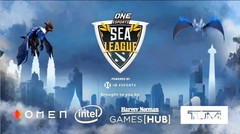 New Esports vs Boom Esports | ONE Esports Dota 2 - SEA League