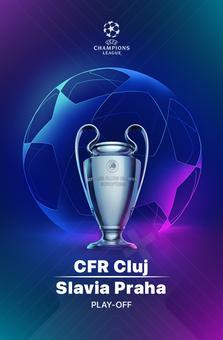 Full Match | CRF Cluj Vs Slavia Praha