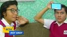 Keseruan Rey Bong dan Keisha Alvaro Saat Bermain Games di Lokasi Syuting | Hot Shot