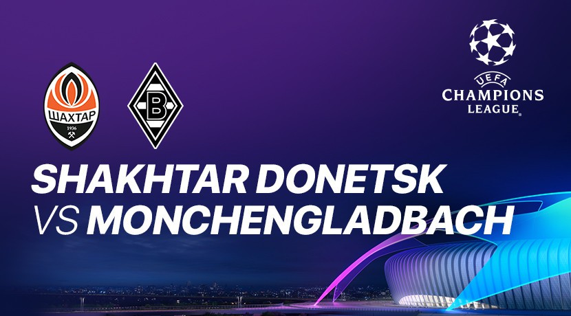 Streaming Full Match Shakthar Donetsk Vs Monchengladbach I Uefa Champions League 2020 2021 Vidio Com
