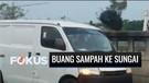 Viral Video Pemobil Buang Sampah di Bantaran Sungai Kalimalang    Fokus