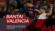 Barcelona Pernah Taklukkan Valencia 7-0 di Copa del Rey