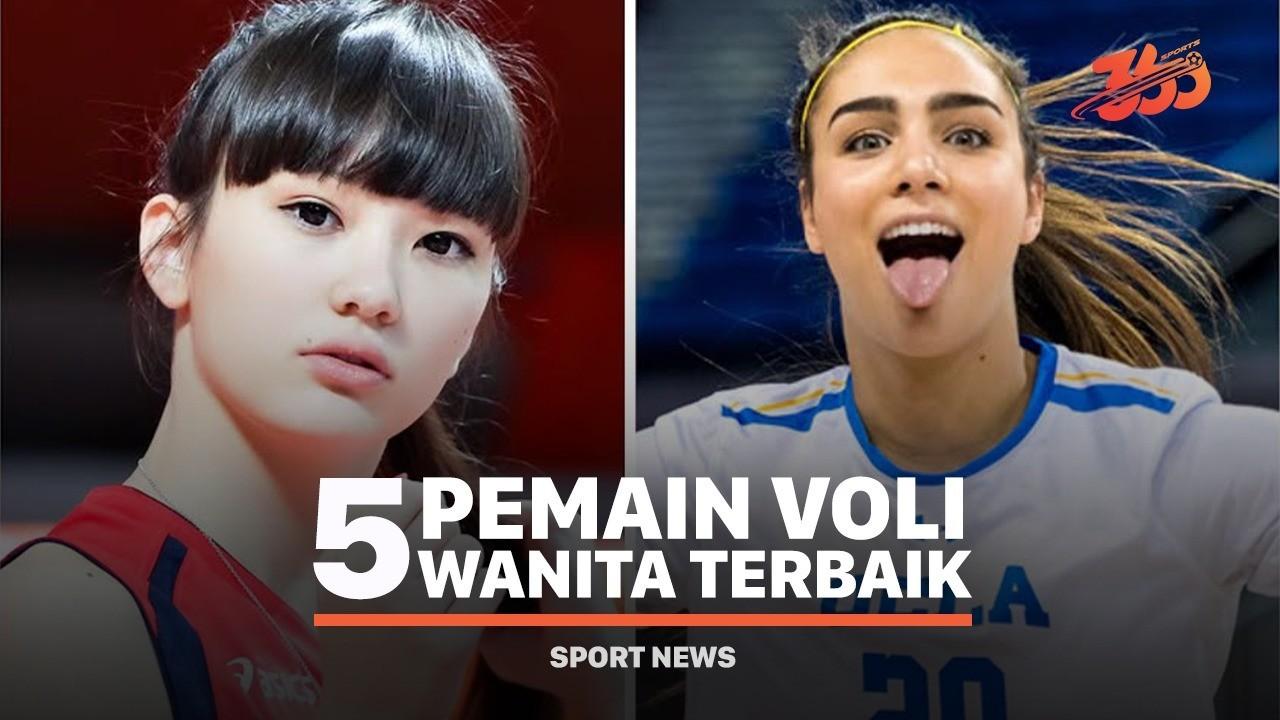 5 Pemain Voli Wanita Terbaik Sepanjang Masa