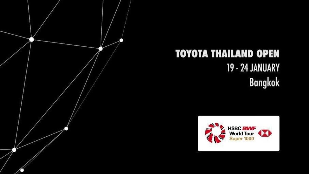 Streaming Toyota Thailand Open 2021 Promo Bwf 2021 Vidio Com