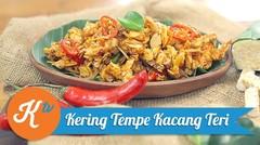 Resep Kering Tempe Kacang Teri | NIKEN SHARASTILA
