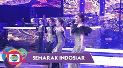 "Ee Yaa Yee... ! Jamila BP-Selvi BP-Fijo BP-Puji BP ""Walang Kekek"" | Semarak Indosiar 2020"